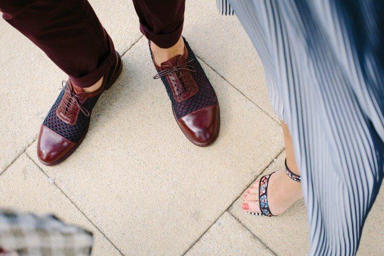 ストレスの少ない靴とは?長時間履くホストのための靴選びポイント4つ